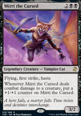 Time Spiral Remastered: Mirri the Cursed
