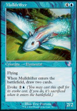 Time Spiral Remastered: Mulldrifter