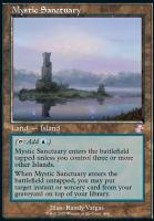 Time Spiral Remastered Foil: Mystic Sanctuary