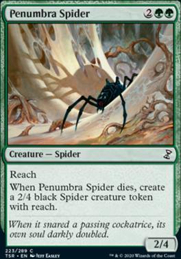 Time Spiral Remastered: Penumbra Spider