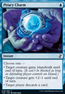 Time Spiral Remastered Foil: Piracy Charm