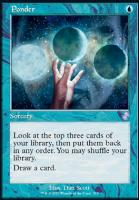 Time Spiral Remastered Foil: Ponder