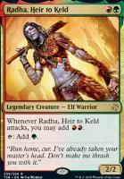 Time Spiral Remastered: Radha, Heir to Keld