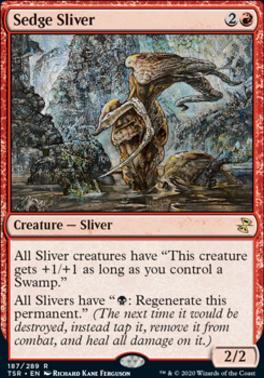 Time Spiral Remastered: Sedge Sliver