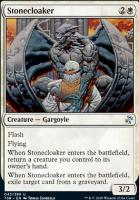 Time Spiral Remastered Foil: Stonecloaker