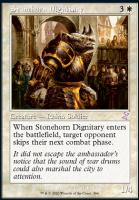Time Spiral Remastered: Stonehorn Dignitary