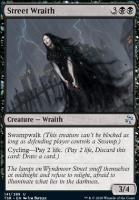 Time Spiral Remastered Foil: Street Wraith