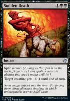 Time Spiral Remastered Foil: Sudden Death
