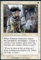 Time Spiral Remastered: Thraben Inspector