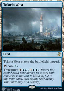 Time Spiral Remastered: Tolaria West