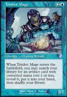 Time Spiral Remastered: Trinket Mage