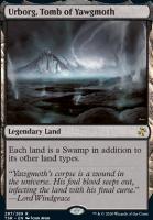 Time Spiral Remastered: Urborg, Tomb of Yawgmoth