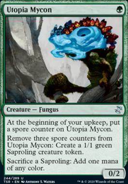 Time Spiral Remastered: Utopia Mycon