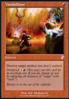 Time Spiral Remastered Foil: Vandalblast