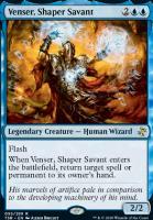 Time Spiral Remastered: Venser, Shaper Savant