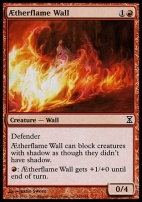 Time Spiral: Aetherflame Wall