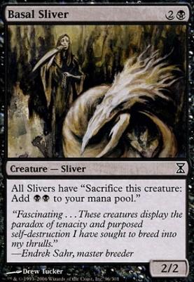 Time Spiral: Basal Sliver