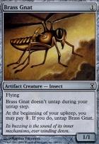 Time Spiral: Brass Gnat
