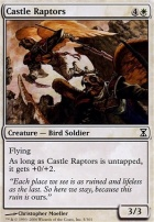 Time Spiral: Castle Raptors