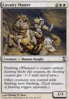 Time Spiral Foil: Cavalry Master