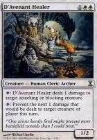 Time Spiral: D'Avenant Healer