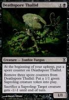 Time Spiral: Deathspore Thallid