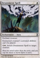 Time Spiral: Detainment Spell