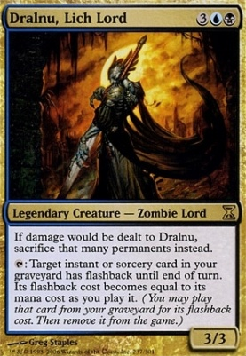Time Spiral: Dralnu, Lich Lord
