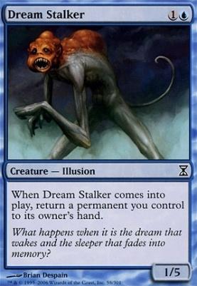 Time Spiral: Dream Stalker