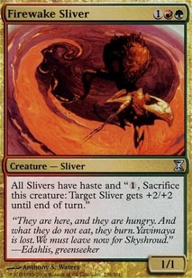 Time Spiral: Firewake Sliver
