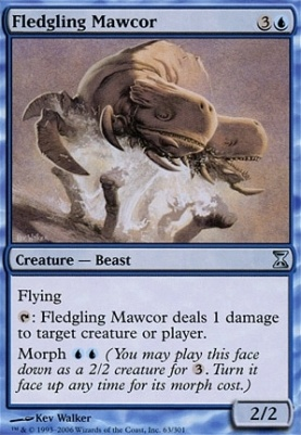 Time Spiral: Fledgling Mawcor