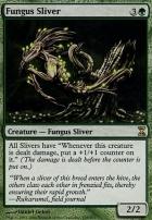 Time Spiral Foil: Fungus Sliver