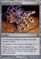 Time Spiral: Gauntlet of Power