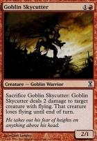 Time Spiral Foil: Goblin Skycutter