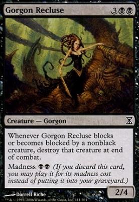 Time Spiral: Gorgon Recluse