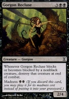 Time Spiral Foil: Gorgon Recluse