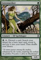 Time Spiral Foil: Greenseeker
