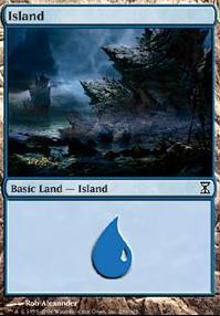 Time Spiral: Island (286 A)