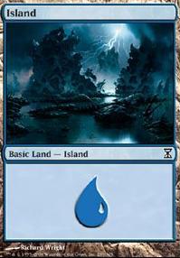 Time Spiral: Island (289 D)