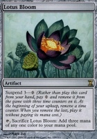 Time Spiral: Lotus Bloom