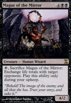 Time Spiral Foil: Magus of the Mirror