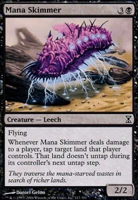 Time Spiral Foil: Mana Skimmer