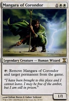 Time Spiral: Mangara of Corondor