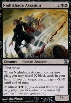 Time Spiral: Nightshade Assassin