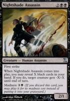 Time Spiral Foil: Nightshade Assassin