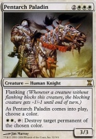 Time Spiral: Pentarch Paladin