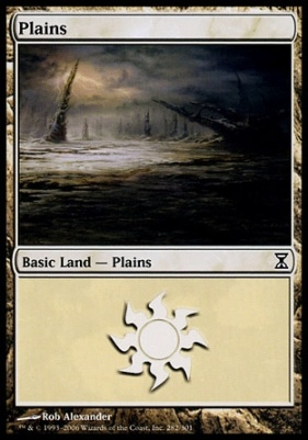 Time Spiral: Plains (282 A)