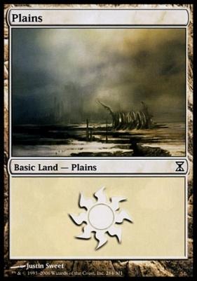 Time Spiral: Plains (284 C)