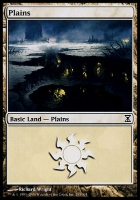 Time Spiral: Plains (285 D)