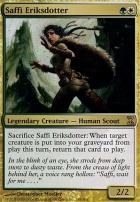 Time Spiral: Saffi Eriksdotter